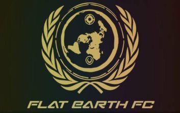 Στον αστερισμό της Flat Earth FC