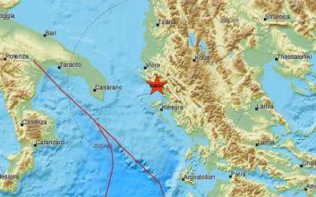 Σεισμός ταρακούνησε τη Χειμάρρα