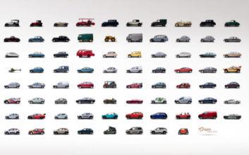Εντυπωσιακό διαδραστικό ηλεκτρονικό μουσείο από τη Citroën