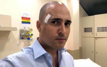 Στο νοσοκομείο ο Κωνσταντίνος Μπογδάνος επειδή γλίστρησε
