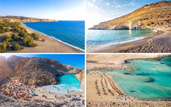 Αυτές είναι οι 8 καλύτερες παραλίες της Κρήτης σύμφωνα με το Conde Nast Traveller