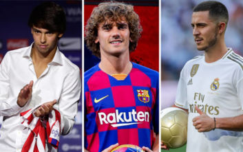 La Liga: Το ιστορικό ρεκόρ που δαπάνησαν οι ισπανικοί σύλλογοι στο μεταγραφικό παζάρι