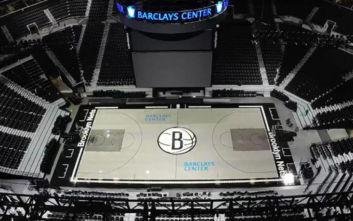 Αυτό είναι το πρώτο γκρι παρκέ στην ιστορία του NBA