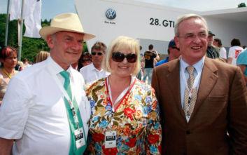 Τι δεν πρέπει να κάνει η χήρα του πατριάχη της Volkswagen εάν θέλει να τον κληρονομήσει