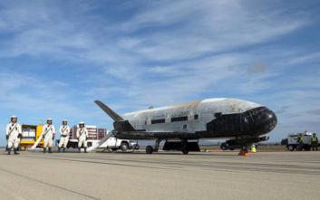 Τι κάνει εκεί πάνω εδώ και 2 χρόνια το μυστηριώδες διαστημικό σκάφος του αμερικανικού στρατού