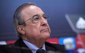 O διακαής πόθος του Πέρεθ για την Ρεάλ Μαδρίτης και το NBA
