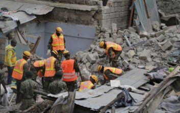 Επτά μαθητές νεκροί από την κατάρρευση αίθουσας στο σχολείο τους στην Κένυα