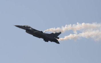 «Το πρόγραμμα αναβάθμισης των μαχητικών F-16 στην Ελλάδα είναι εντός χρονικών ορίων»