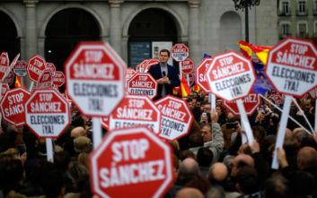 Συνεχίζεται το πολιτικό αδιέξοδο στην Ισπανία