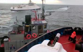 Ρωσία: Η ακτοφυλακή συνέλαβε δύο λαθρεμπορικά σκάφη της Βόρειας Κορέας