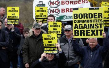 Δικαστήριο της Βόρειας Ιρλανδίας απέρριψε προσφυγή κατά του Brexit χωρίς συμφωνία
