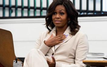 Η συμβουλή μόδας της Μισέλ Ομπάμα για να αλλάξετε τρόπο ζωής