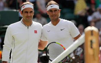 Τένις: Sold out σε 10 λεπτά το Φέντερερ - Ναδάλ