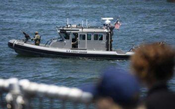 Συναγερμός για φωτιά σε σκάφος με 30 ανθρώπους στην Καλιφόρνια