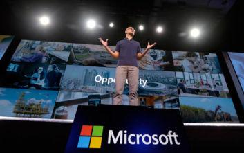 Τα δύο χαρακτηριστικά που πρέπει να έχει κάποιος για να προσληφθεί στη Microsoft