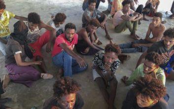 Στη Ρουάντα θα μεταφερθούν εκατοντάδες εγκλωβισμένοι πρόσφυγες στη Λιβύη