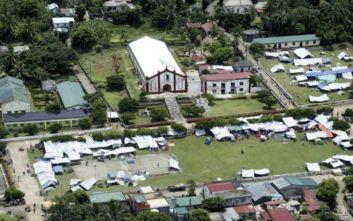Σεισμική δόνηση 6,4 Ρίχτερ στις Φιλιππίνες