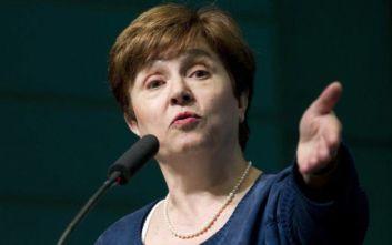 ΔΝΤ: Νέα γενική διευθύντρια η Κρισταλίνα Γκεοργκίεβα