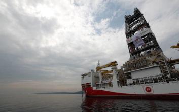 «Η Τουρκία αποσύρει προσωρινά τα γεωτρύπανά της από την ανατολική Μεσόγειο»