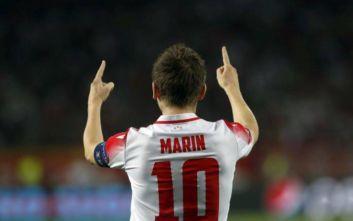 """Μάρκο Μαρίν: Δεν ευθύνομαι εγώ για το """"Γερμανός Μέσι""""»"""