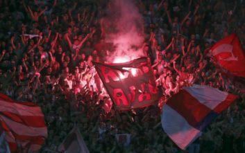 Champions League: Κινδυνεύει με τιμωρία ο Ερυθρός Αστέρας