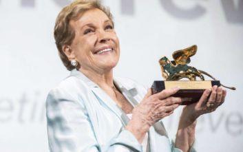 Η «Μαίρη Πόπινς» τιμήθηκε με τον Χρυσό Λέοντα