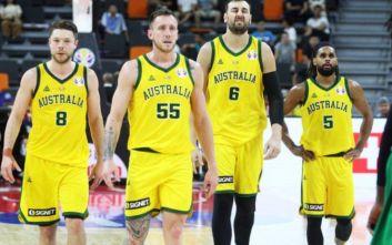 Μουντομπάσκετ 2019: Αήττητη στους «16» η Αυστραλία, νίκησε 87-82 τους Λιθουανούς