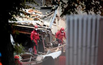 Βέλγιο: Τρία σπίτια κατέρρευσαν από «τρομερή έκρηξη» στην Αμβέρσα