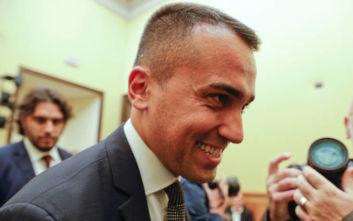 Ο Λουίτζι Ντι Μάιο νέος υπουργός Εξωτερικών της Ιταλίας