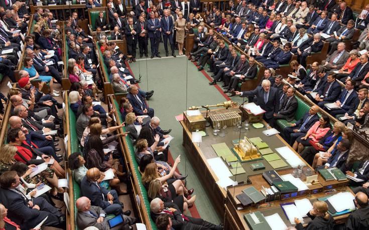 Brexit: Το Σάββατο η συζήτηση στο κοινοβούλιο για τη συμφωνία