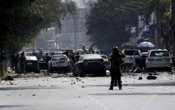 Αλλεπάλληλες εκρήξεις στο Αφγανιστάν, τραυματίστηκαν άμαχοι