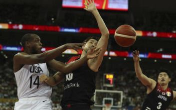 Moυντομπάσκετ 2019: Οι ΗΠΑ διέλυσαν την Ιαπωνία και περιμένουν την Ελλάδα