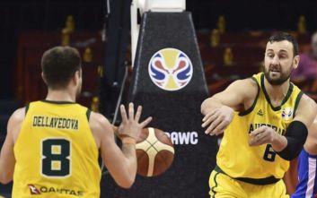 Μουντομπάσκετ 2019: Στα ημιτελικά η Αυστραλία, πέρασε το εμπόδιο της Τσεχίας