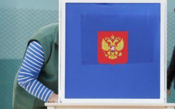 Ρωσία: Πήρε την Αγία Πετρούπολη ο υποψήφιος του Κρεμλίνου