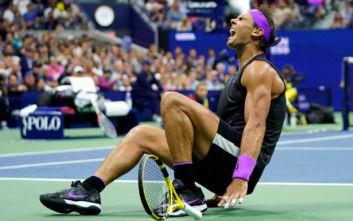 US Open: Τα highlights του σπουδαίου τελικού