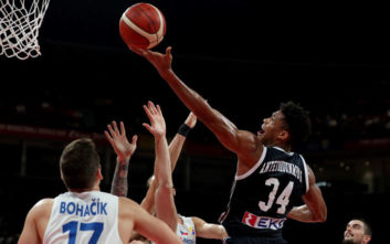 Γιάννης Αντετοκούνμπο: Το πρώτο μήνυμα μετά την αποτυχία της Εθνικής στο Μουντομπάσκετ