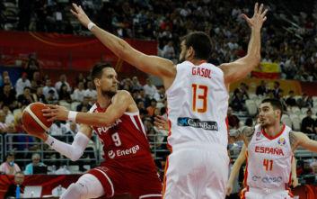 Μουντομπάσκετ 2019: «Λύγισε» την Πολωνία και προκρίθηκε στα ημιτελικά η Ισπανία
