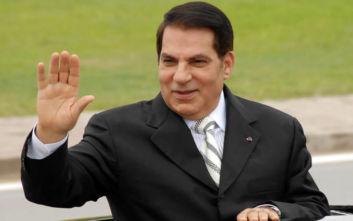Πέθανε ο εξόριστος πρώην πρόεδρος της Τυνησίας Ζιν Ελ - Αμπιντίν Μπεν Άλι