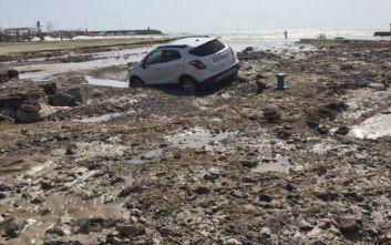 Στους πέντε έφτασαν οι νεκροί από τις πλημμύρες στη νοτιοανατολική Ισπανία