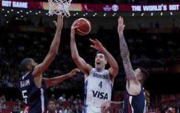Μουντομπάσκετ 2019: Μεγάλη Αργεντινή, θριάμβευσε επί της Γαλλίας και πάει για χρυσό