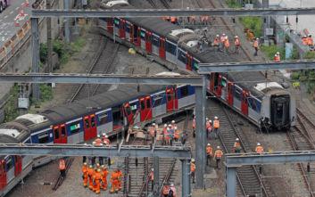 Χονγκ Κονγκ: Εκτροχιάστηκε συρμός του μετρό, 8 τραυματίες
