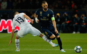 Champions League: Αρνητικό ρεκόρ δεκαετίας για τη Ρεάλ Μαδρίτης