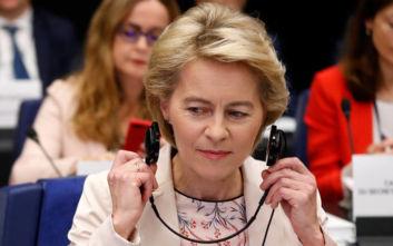 Κομισιόν: Ο «πονοκέφαλος» της Ούρσουλα φον ντερ Λάιεν για την απόρριψη δύο υποψήφιων Επιτρόπων