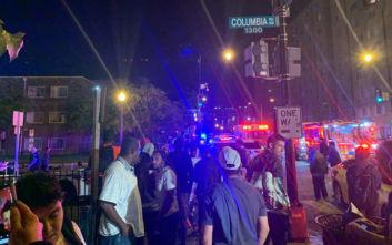 Δύο ενόπλους ψάχνει η αστυνομία για τους πυροβολισμούς στην Ουάσινγκτον