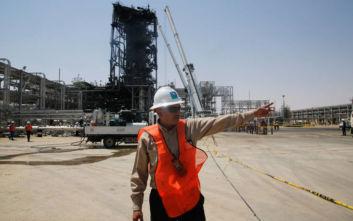 Αποκαταστάθηκε η πετρελαϊκή παραγωγή στη Σαουδική Αραβία