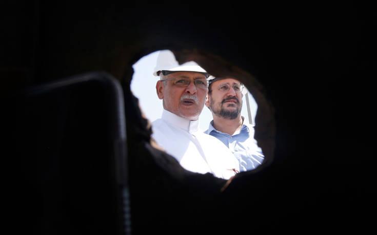 Το Ριάντ άνοιξε τις εγκαταστάσεις που δέχτηκαν την επίθεση – Newsbeast