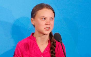 Η 16χρονη που «πάγωσε» τον ΟΗΕ: Πώς τολμάτε; Μου κλέψατε τα όνειρά μου
