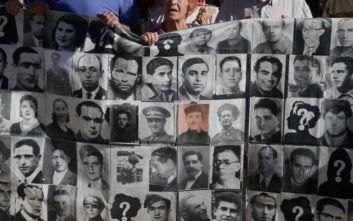Οι τελευταίοι πέντε εκτελεσθέντες της χούντας του Φράνκο ακόμη περιμένουν δικαίωση