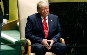 Νέα μπλεξίματα για Τραμπ: Δεύτερος μάρτυρας στην υπόθεση της Ουκρανίας
