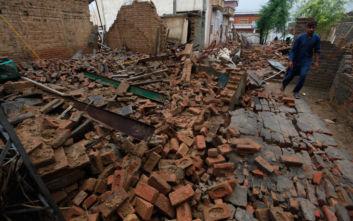 Στους 24 οι νεκροί μετά τον ισχυρό σεισμό στο Πακιστάν